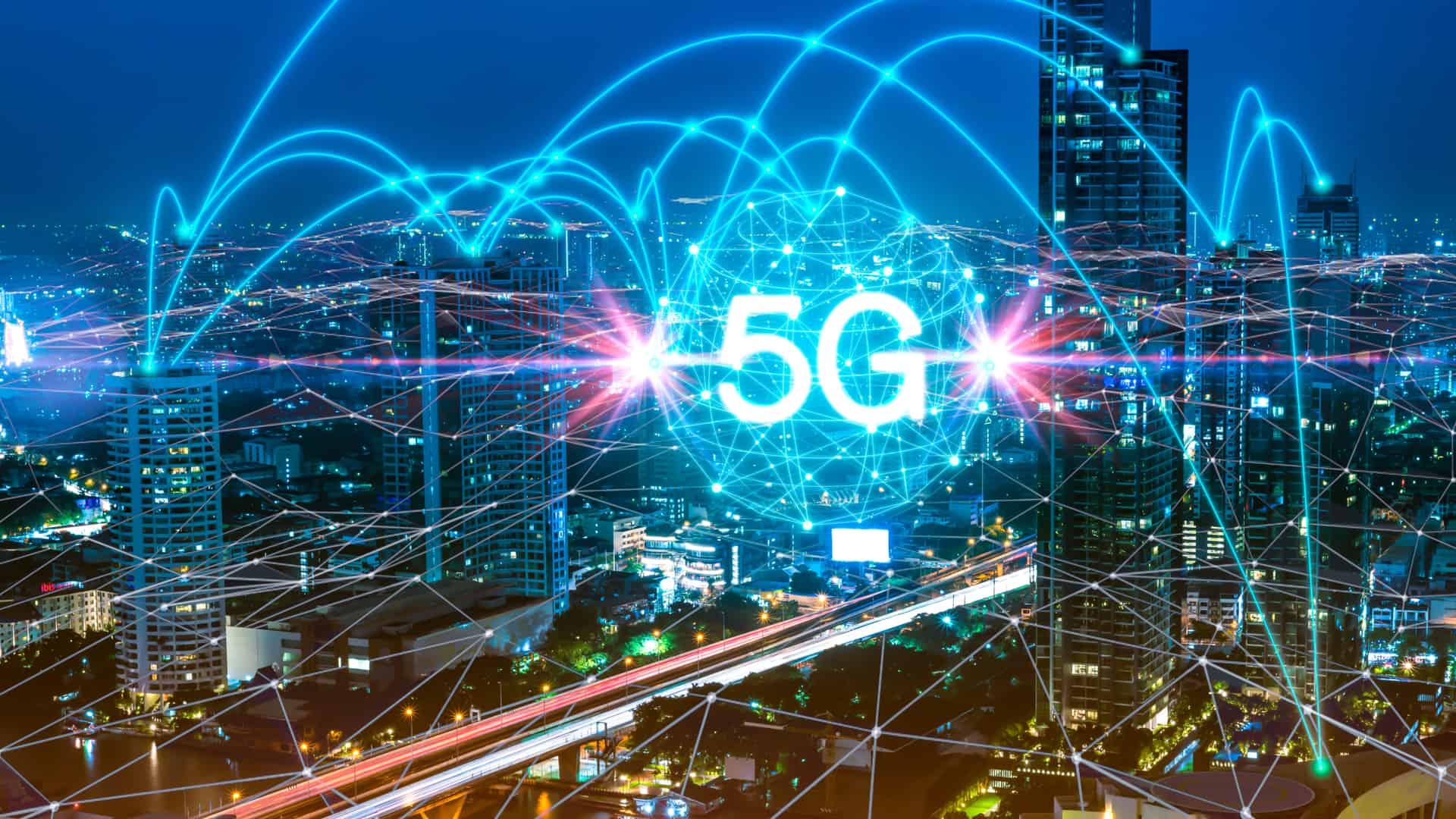 Xu hướng Iot, 5G, thành phố thông minh trong năm 2021 5