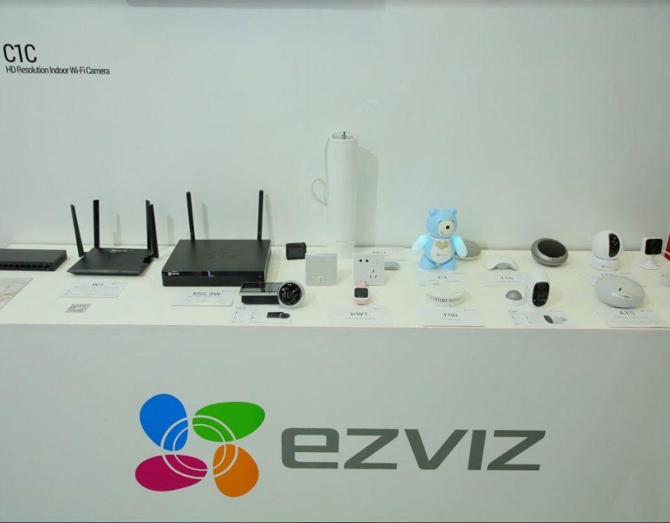 Làm nhà thông minh EZVIZ với chi phí cực rẻ ! 14