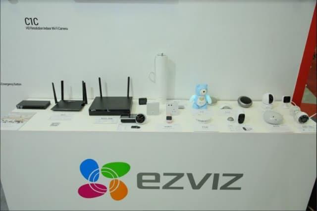 Thiết bị nhà thông minh EZIZ