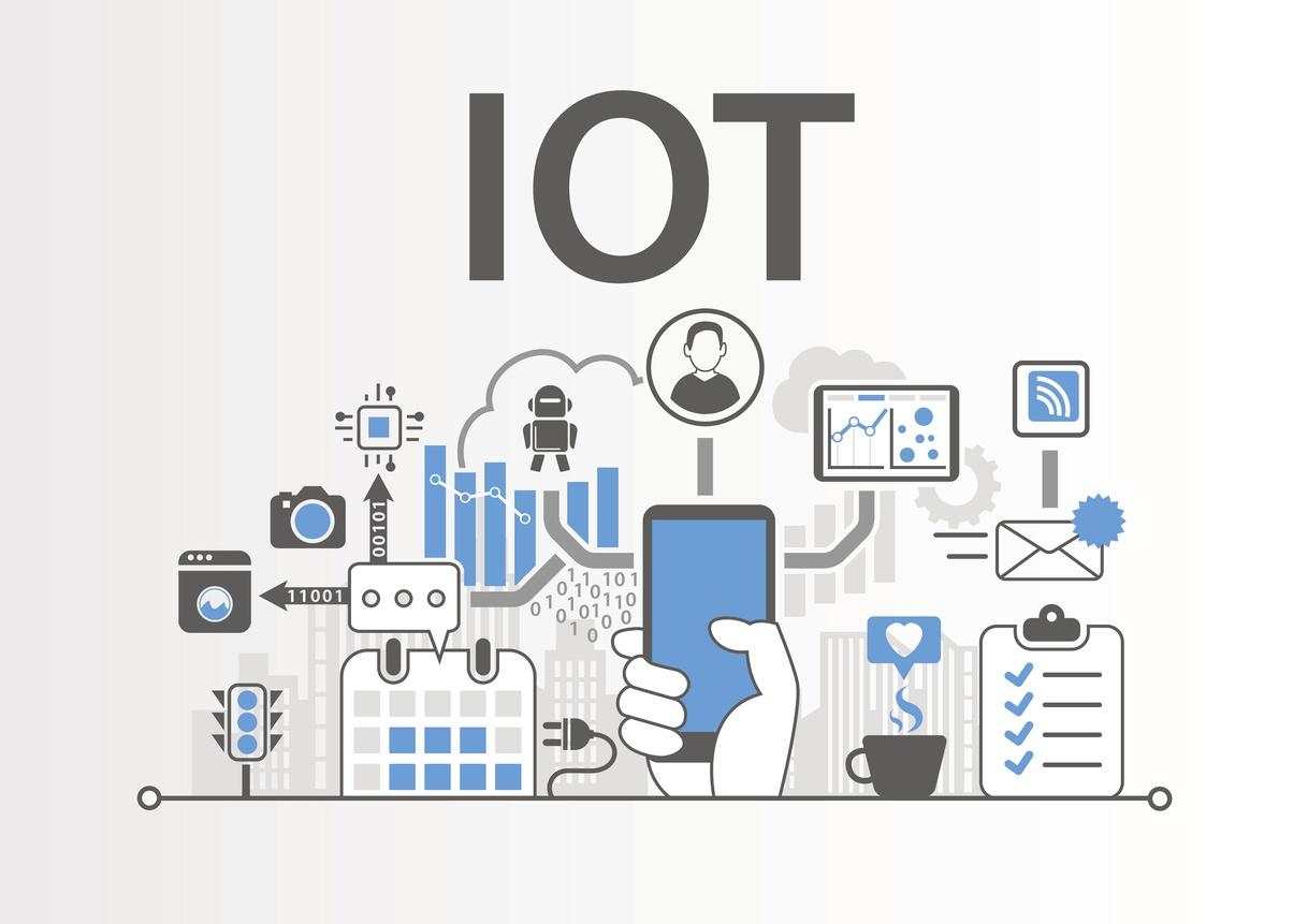 IOT đang được nghiên cứu mạnh hơn để đưa vào trong các thành phố thông minh