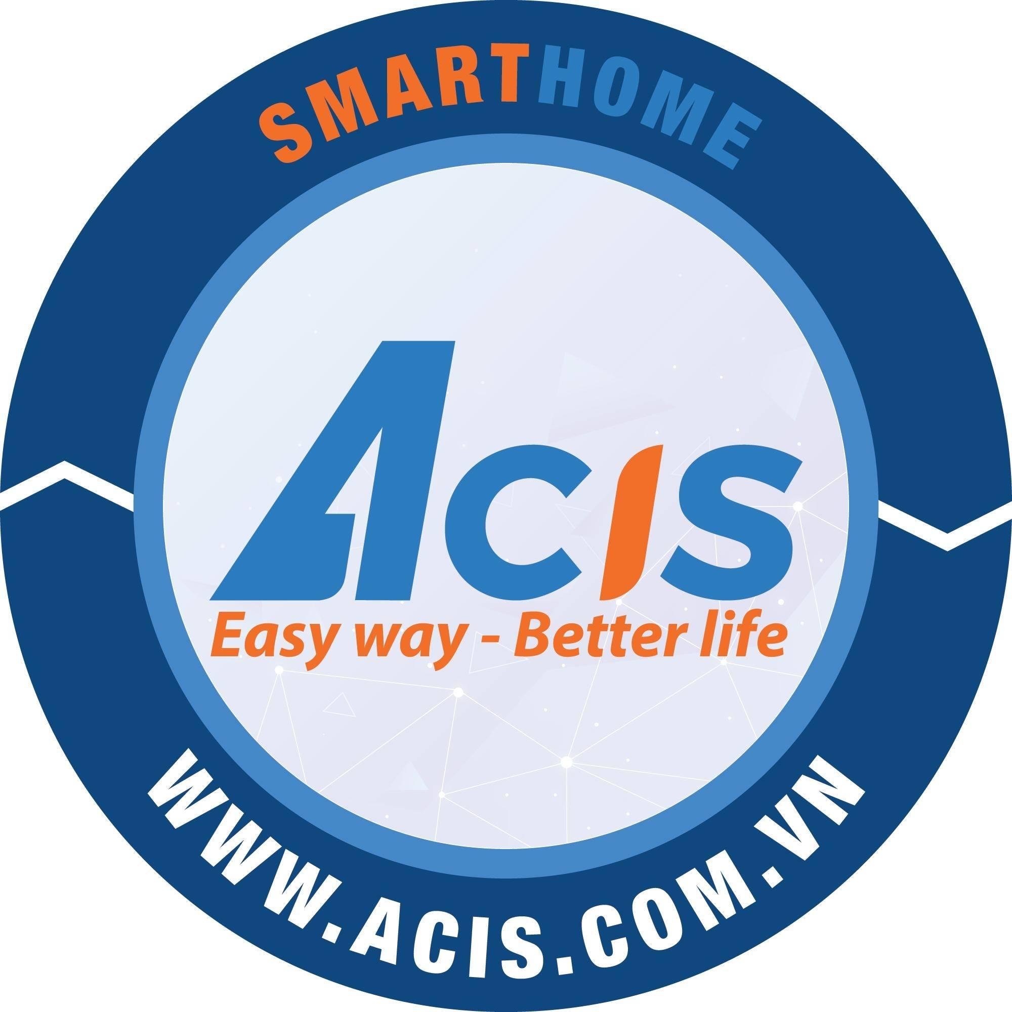 ACIS Smarthome - Giải pháp thông minh thương hiệu Việt Nam
