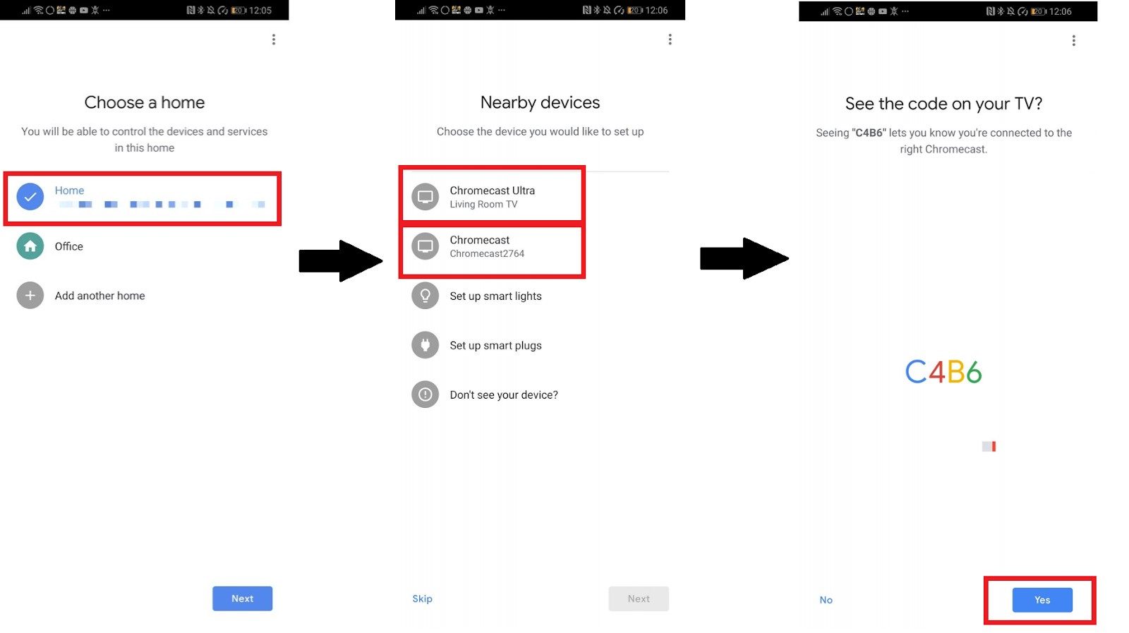 hướng dẫn cài đặt Google Chromecast