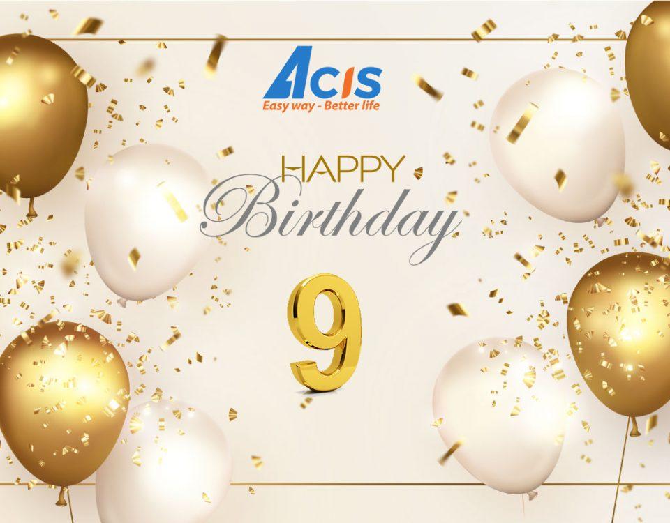 Acis BIRTHDAY