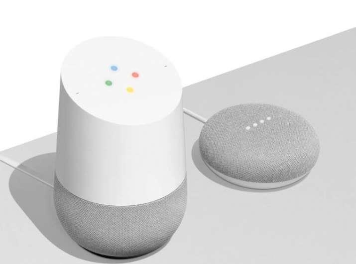 So sánh Google Home, Google Home Mini