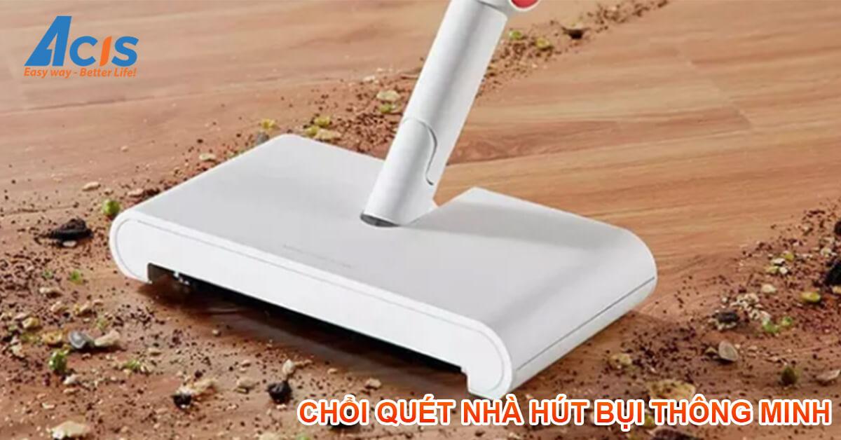 Choi quet nha hut bui thong minh