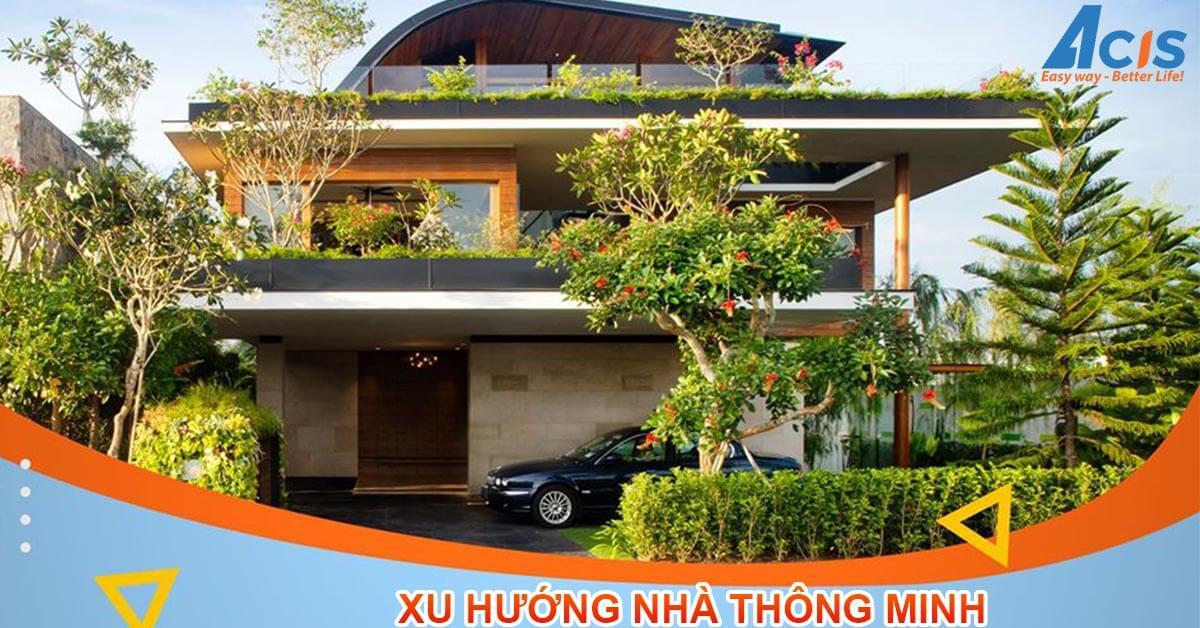 Xu huong nha thong minh