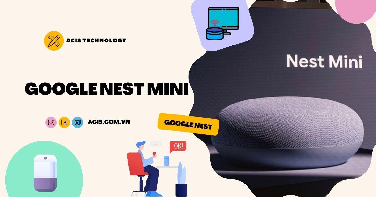 Loa Google Nest Mini