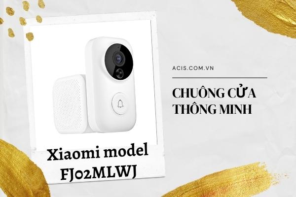 Xiaomi model FJ02MLWJ