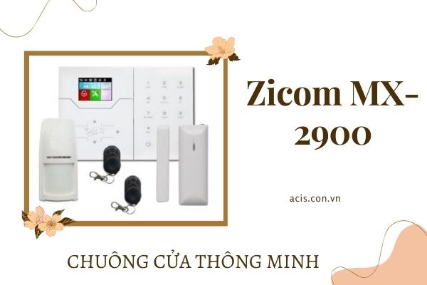 Zicom MX-2900
